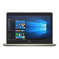 Laptop Dell Vostro 5568-V5568B - Core i7-7500U/Win10 (15.6 inch) - Vàng - Hàng Chính Hãng
