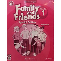 Family And Friends (Ame. Engligh) (Special Ed.) Grade 1: Workbook