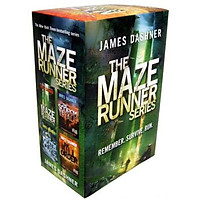 The Maze Runner Series - Giải mã mê cung