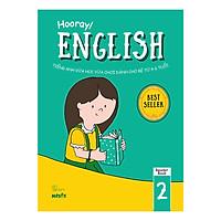 Hooray English - Tiếng Anh Vừa Học Vừa Chơi Dành Cho Bé Từ 4-6 Tuổi (Reader Books 2)