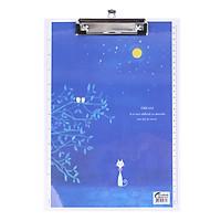 Bìa Trình Ký 2 Công Dụng Uyên Loan Mini 8010 - Màu Ngẫu Nhiên
