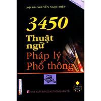 3450 Thuật Ngữ Pháp Lý