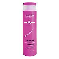 Dầu Xả Alonzo Brilliant Chăm Sóc Tóc Nhuộm (250ml)