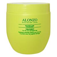 Kem Hấp Alonzo Recover Phục Hồi Tóc Khô Và Hư Tổn (500ml)