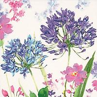 Khăn Giấy Ăn Trang Trí Bàn Tiệc Tissue Napkins Design Ti-Flair 367747 (33 x 33 cm)