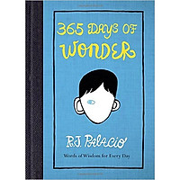 365 Days Of Wonder (Paperback) - Điều kỳ diệu