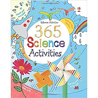 Sách tiếng Anh - Usborne 365 Science Activities