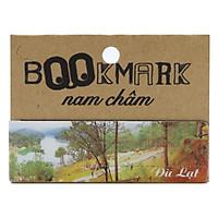 Bookmark Nam Châm Kính Vạn Hoa - Đà Lạt