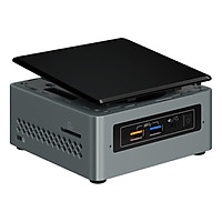 Mini PC Intel NUC NUC6CAYH - Celeron J3455 - Hàng Chính Hãng