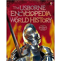 Sách tiếng Anh - Usborne Encyclopedia World History (reduced edition)