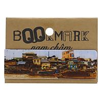 Bookmark Nam Châm Kính Vạn Hoa - Chợ Nổi Cái Bè