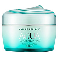 Kem Dưỡng Ẩm Nature Republic Super Aqua Max Combination Watery Cream (80ml)
