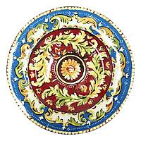 Dĩa Sứ Oberon Blue Moriitalia 41210 (33cm)