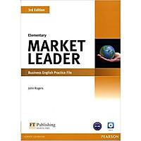 Market Leader ( 3 Ed.) Ele: Practice File With CD - Paperback