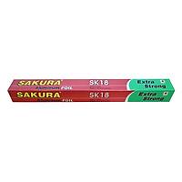 Nhôm Lá Mỏng Sakura SK18 (45cm x 7.62m)