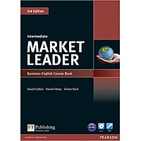 Market Leader ( 3 Ed.) Inter: Course Book with DVD-ROM - Paperback