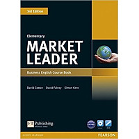 Market Leader ( 3 Ed.) Ele: Course Book With DVD-ROM - Paperback