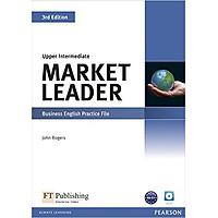 Market Leader ( 3 Ed.) Upper-Inter: Practice File With CD - Paperback