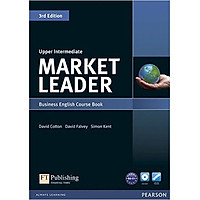 Market Leader ( 3 Ed.) Upper-Inter: Course Book With DVD-ROM - Paperback