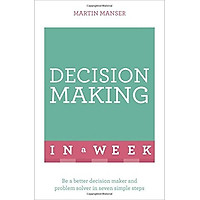 Decision Making In A Week - Paperback