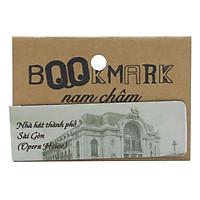 Bookmark Nam Châm Kính Vạn Hoa - Nhà Hát