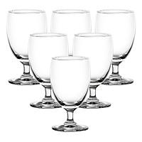 Bộ 6 Ly Rượu Ocean Classic Goblet 1501G12 (350ml)