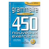 450 Grammaire Niveau Intermédiare