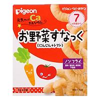 Bánh Snack Ăn Dặm Cho Bé Pigeon (14g)