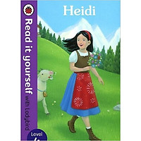 Read It Yourself Heidi (Hardcover)