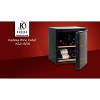 Tủ Ướp Lạnh Rượu Kadeka KSJ-115EW - Hàng Chính Hãng