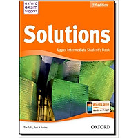 Solutions (2 Ed.) Upper-Inter: Student Book - Paperback
