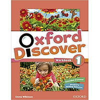 Oxford Discover 1: Workbook - Paperback