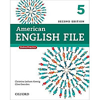 American English File (2 Ed.) 5: Student Book Pack With Online Practice