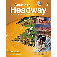 American Headway 2: Student Book & CD Pack