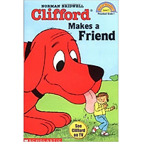 Clifford Makes A Friend - Paperback