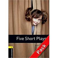 Oxford Bookworms Library (3 Ed.) 1: Five Short Plays Playscript Audio CD Pack
