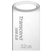 USB Transcend JetFlash 510 Silver TS32GJF510S 32GB - USB 2.0 - Hàng Chính Hãng