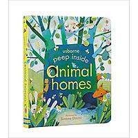Usborne Animal homes