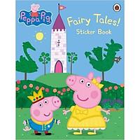 Peppa Pig: Fairytale Sticker Book  (Paperback)
