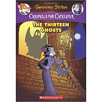 Creepella Von Cacklefur #1: The Thirteen Ghosts - Paperback