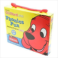 Clifford Phonics Fun Pack 6 - Paperback