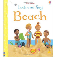 Usborne Summer: Look and Say Beach
