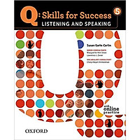 Q: Skills For Success Listening And Speaking 5: Student Book With Online Practice