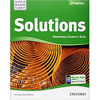 Solutions (2 Ed.) Ele: Student Book - Paperback