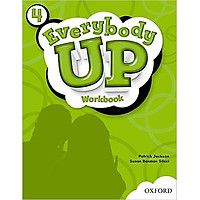 Everybody Up 4: Workbook - Paperback