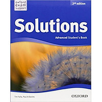 Solutions (2 Ed.) Adv : Student Book - Paperback