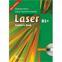 Laser (3 Ed.) B1+: Student Book With CD-ROM - Paperback