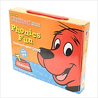 Clifford Phonics Fun Pack 3 - Paperback