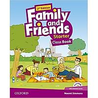 Family & Friends (2 Ed.) Starter: Class Book Pack - Paperback