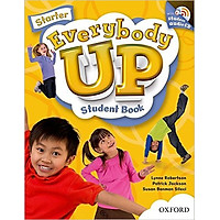 Everybody Up Starter: Student Book With Audio CD Pack